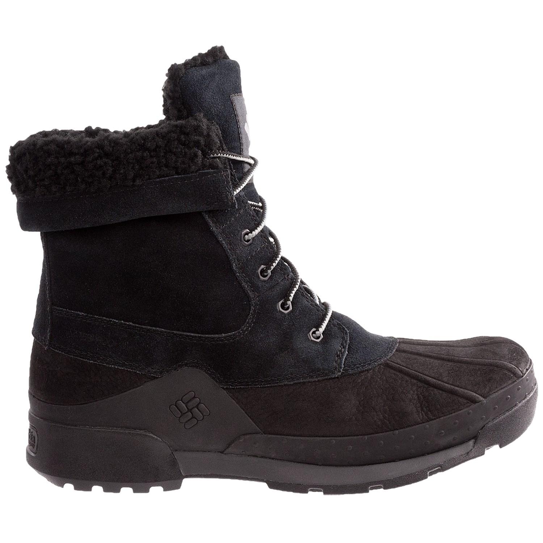 columbia sportswear bugaboot original heat 174 snow