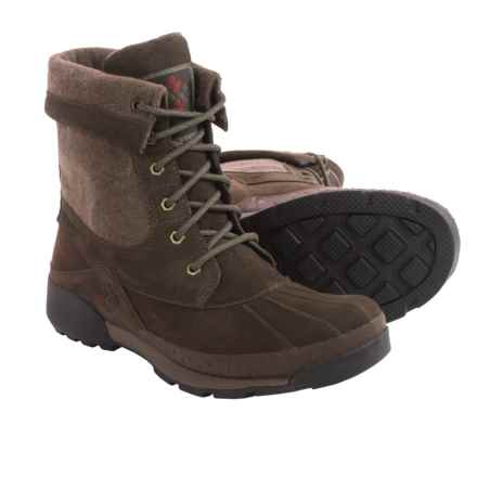 Columbia Sportswear Bugaboot Original Tall Omni-Heat® Snow Boots - Waterproof, Insulated (For Men) in Cordovan/Madder Brown - Closeouts