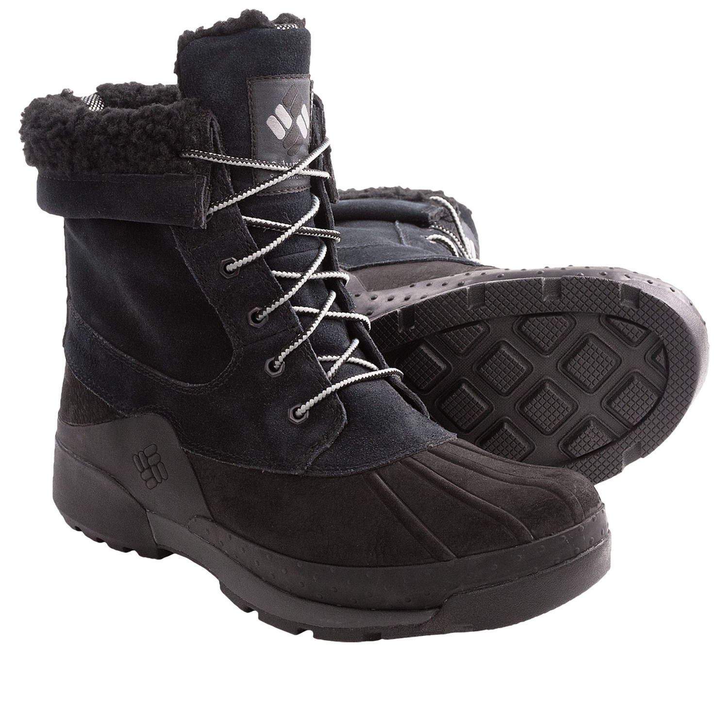 Winter Boots Mens Extra Wide | Santa Barbara Institute for ...