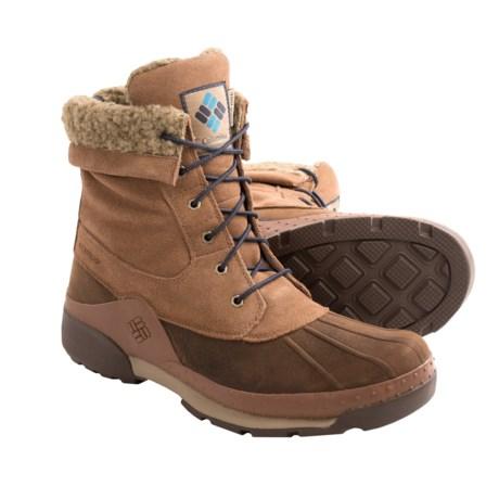 Columbia Sportswear Bugaboot Original Tall Omni-Heat® Winter Boots - Insulated (For Men)