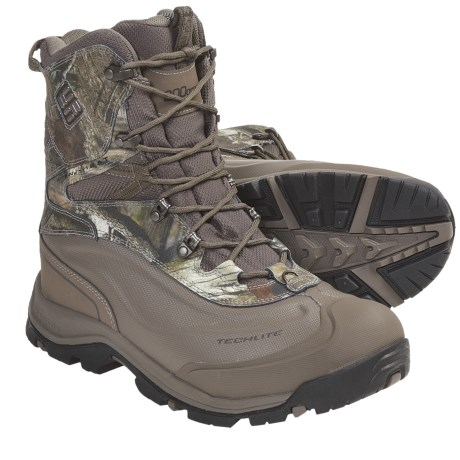 Columbia Sportswear Bugaboot Plus Boots - Waterproof, Camo (For Men) in Mud/Camo