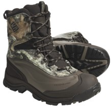 Columbia Sportswear Bugaboot Plus Boots - Waterproof, Camo (For Men) in Turkish Coffee/Camo - Closeouts