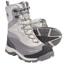 Columbia Sportswear Bugaboot Plus XTM Omni-Heat® Winter Boots - Waterproof, Insulated (For Women) in Turtle Dove/Metallic Silver - Closeouts
