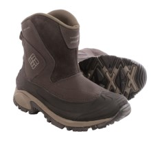 Columbia Sportswear Bugaboot Slip-On Snow Boots - Waterproof, Insulated (For Men) in Stout/Mud - Closeouts