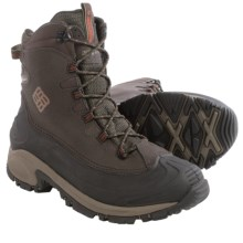 Columbia Sportswear Bugaboot Snow Boots - Waterproof, Insulated (For Men) in Stout/Cedar - Closeouts