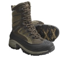 Columbia Sportswear Bugaboot XTM Omni-Tech® Winter Boots - Waterproof, Insulated (For Men) in Cargo/Breen - Closeouts