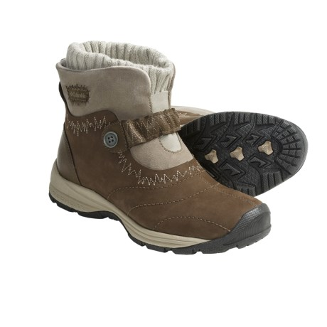 Columbia Sportswear Bugapowder 2 Winter Boots (For Women) in Saddle/British Tan