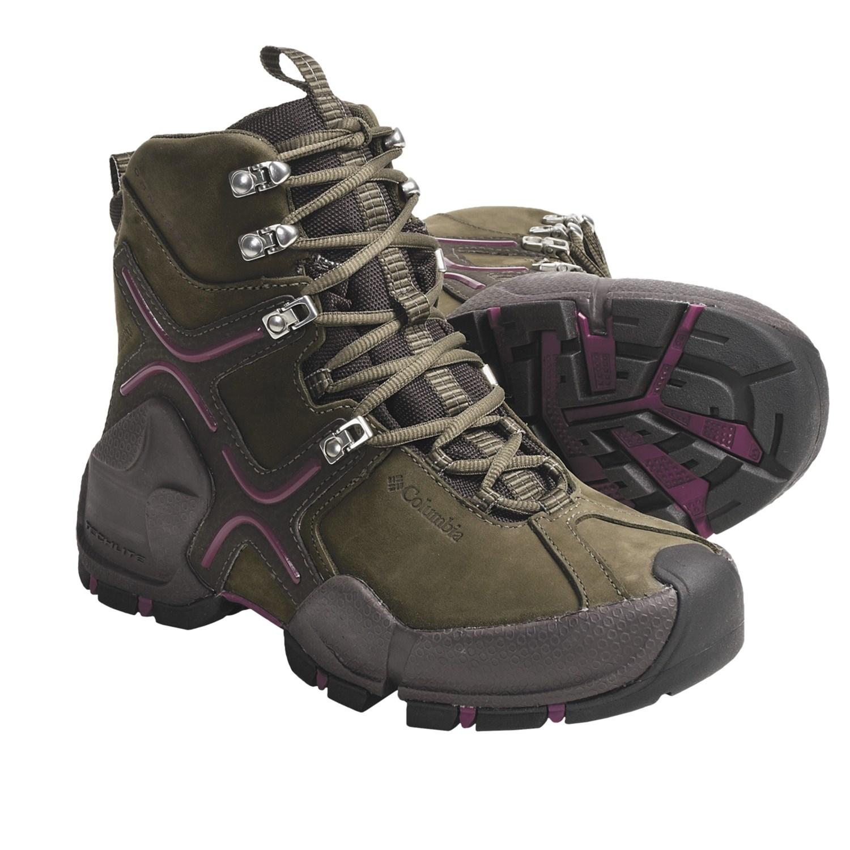 Columbia Sportswear Bugatech Omni-Heat^ Winter Boots - Waterproof