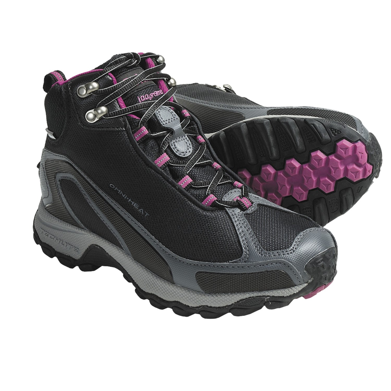 columbia sportswear bugatrek heat 174 hiking boots