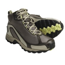 Columbia Sportswear Bugatrek Omni-Heat® Hiking Boots - Insulated (For Women) in Mud/Limonata - Closeouts