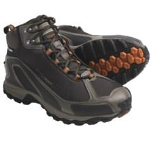 Columbia Sportswear Bugatrek Omni-Heat® Hiking Boots - Waterproof, Insulated (For Men) in Cordovan/Valencia - Closeouts