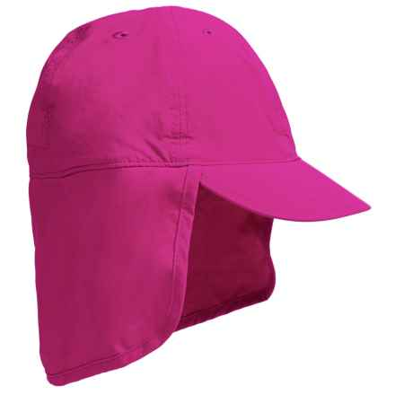 Columbia Sportswear Cachalot Hat - UPF 50 (For Little and Big Kids) in Haute Pink - Closeouts