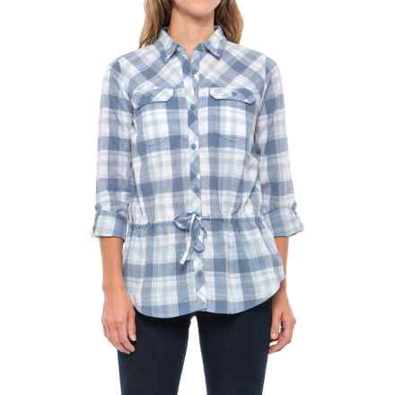 Columbia Sportswear Camp Henry II Shirt - Long Sleeve (For Women) in Beacon Multi Plaid