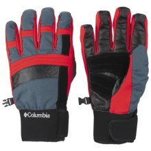 Columbia Sportswear Caribeener II Omni-Heat® Gloves - Waterproof, Insulated (For Men) in Mystery Diamond - Closeouts