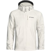 Columbia Sportswear Cascade Ridge Jacket - Soft Shell (For Men) in Sea Salt - Closeouts