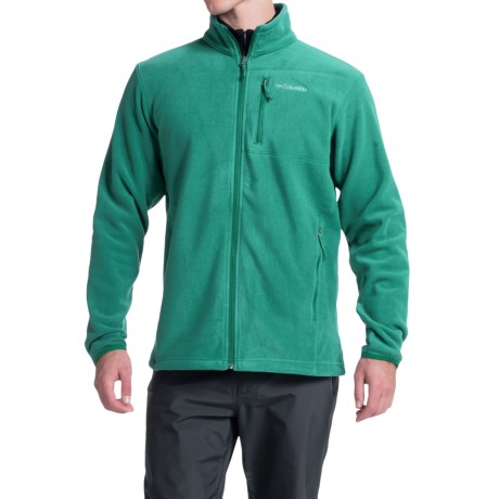 Columbia Sportswear Cascades Explorer Fleece Jacket (For Men)