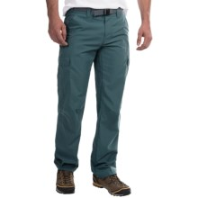 Columbia Sportswear Cascades Explorer Pants - Omni-Shield®, UPF 30 (For Men) in Everblue - Closeouts