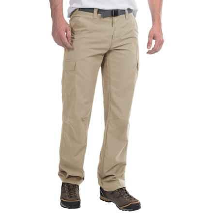Columbia Sportswear Cascades Explorer Pants - Omni-Shield®, UPF 30 (For Men) in Fossil - Closeouts
