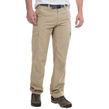 Columbia Sportswear Cascades Explorer Pants - Omni-Shield®, UPF 30 (For Men) in Fossil