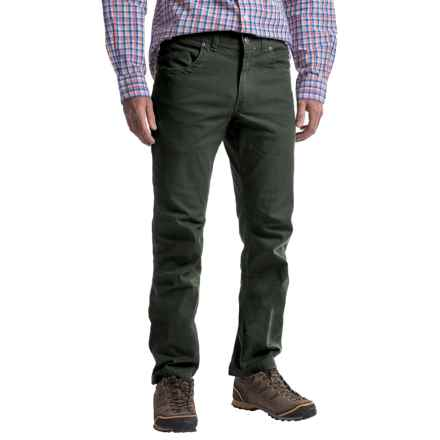 Columbia Sportswear Casey Ridge Pants (For Men) in Deep Green - Closeouts