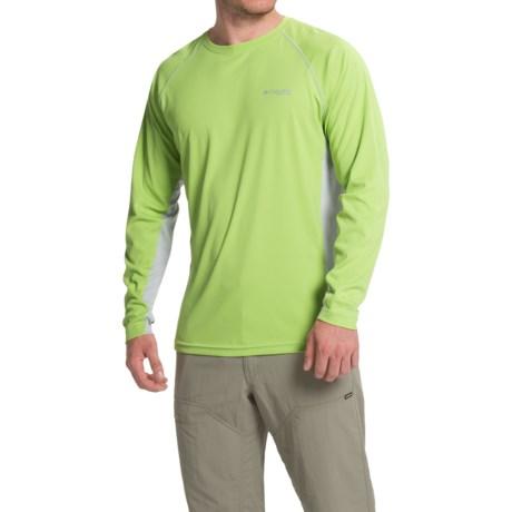 Columbia Sportswear Cast Away Omni-Freeze® ZERO Knit Shirt - UPF 50, Long Sleeve (For Men)