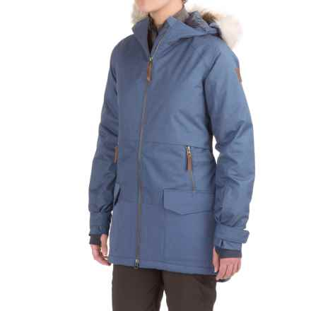 Columbia Sportswear Catacomb Crest Omni-Heat® Parka - Waterproof, Insulated (For Women) in Bluebell