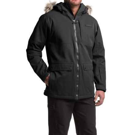 Columbia Sportswear Catacomb Crest Omni-Tech® Ski Jacket - Waterproof, Insulated (For Men) in Black - Closeouts