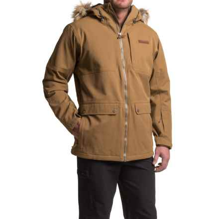 Columbia Sportswear Catacomb Crest Omni-Tech® Ski Jacket - Waterproof, Insulated (For Men) in Delta - Closeouts