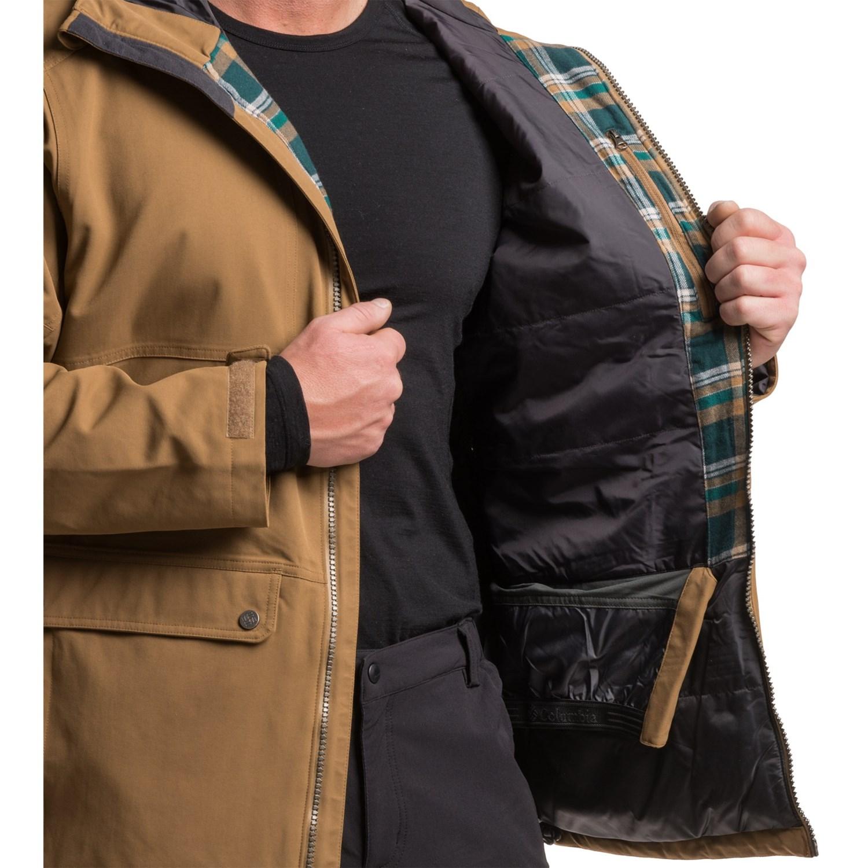 Columbia Sportswear Catacomb Crest Omni-Tech® Ski Jacket ...