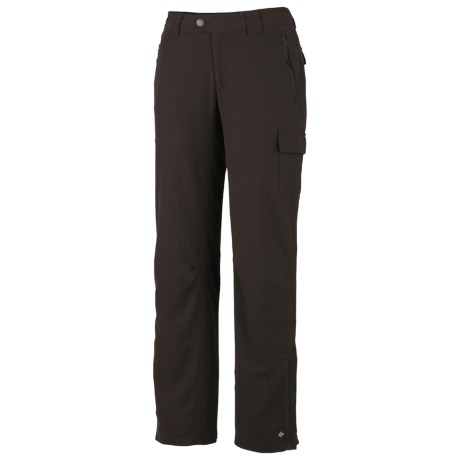 Columbia Sportswear Channel Lined Pants - Straight Leg (For Women) in Stout