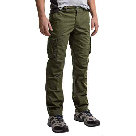 Columbia Sportswear Chatfield Range Cargo Pants (For Men) in Surplus Green - Closeouts