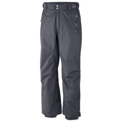 Columbia Sportswear Chiliwack Omni-Tech® Snow Pants - Waterproof (For Men) in Graphite