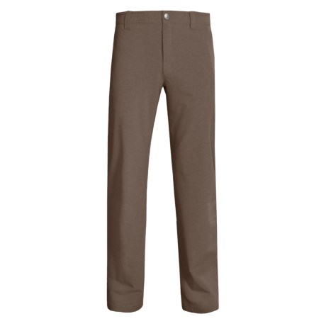 Columbia Sportswear City Dweller Pants - UPF 50 (For Men) in Major Heather