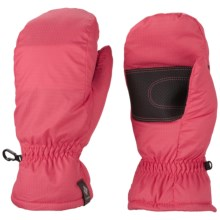 Columbia Sportswear City Trek Mittens - Insulated (For Kids) in Afterglow - Closeouts