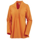 Columbia Sportswear Clear Coasts 30 Tunic Shirt - Long Sleeve (For Women)