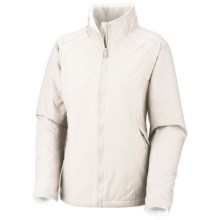 Columbia Sportswear Cliff Hanger Jacket (For Women) in Winter White - Closeouts