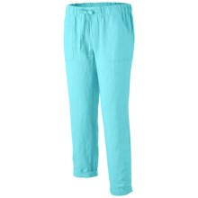 Columbia Sportswear Coastal Escape Capris - UPF 30 (For Women) in Candy Mint - Closeouts