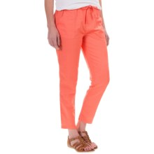 Columbia Sportswear Coastal Escape Capris - UPF 30 (For Women) in Coral Flame - Closeouts