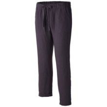 Columbia Sportswear Coastal Escape Capris - UPF 30 (For Women) in India Ink - Closeouts