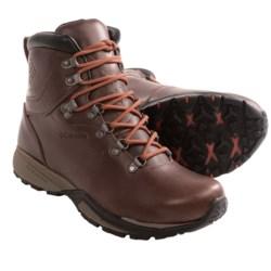 Columbia Sportswear Combin OutDry® Hiking Boots - Waterproof (For Men) in Cordovan/Cedar