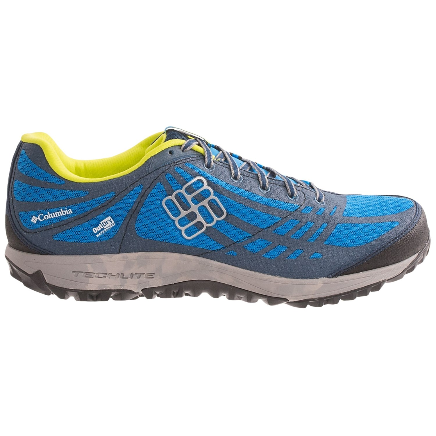 columbia sportswear conspiracy ii outdry 174 trail shoes for