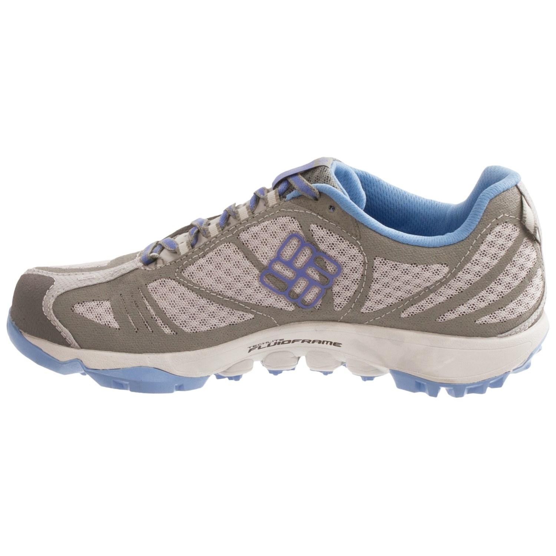 columbia sportswear conspiracy vapor techlite trail shoes