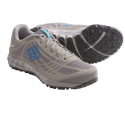 Columbia Sportswear Conspiracy Trail Shoes (For Men) in Boulder/Compass Blue
