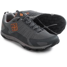Columbia Sportswear Conspiracy Vapor TechLite® Trail Shoes (For Men) in City Grey/Blaze - Closeouts