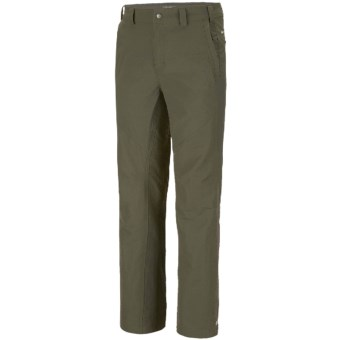 Columbia Sportswear Cool Creek Stretch Cargo Pants - UPF 50 (For Men) in Peatmoss