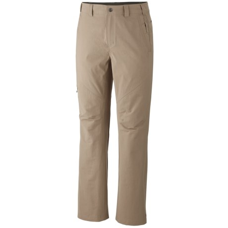 Columbia Sportswear Cool Creek Stretch Cargo Pants - UPF 50 (For Men) in Tusk