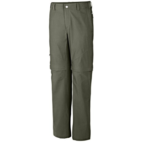 Columbia Sportswear Cool Creek Stretch Convertible Pants - UPF 50 (For Men) in Tusk