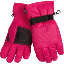 Columbia Sportswear Core Gloves - Insulated (For Youth) in Bright Rose - Closeouts