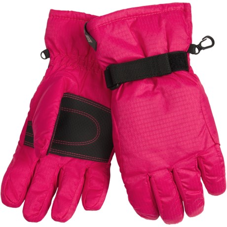 Columbia Sportswear Core Gloves - Insulated (For Youth) in Bright Rose