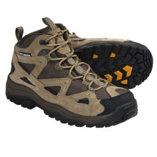 Columbia Sportswear Coremic Ridge 2 Hiking Boots (For Men) in Espresso/Treasure - Closeouts